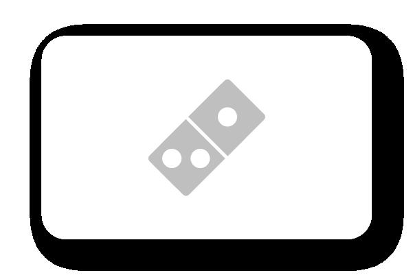 Gift Card 5 - Domino's
