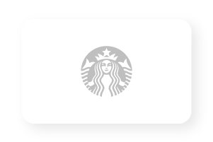 Gift Card 9 - Starbucks