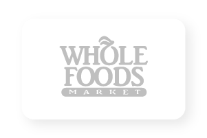 Gift Card 12 - Whole Foods